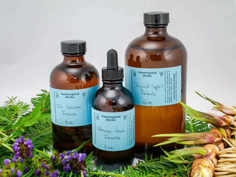 Herbal Extract Formulas - Naturespirit Herbs