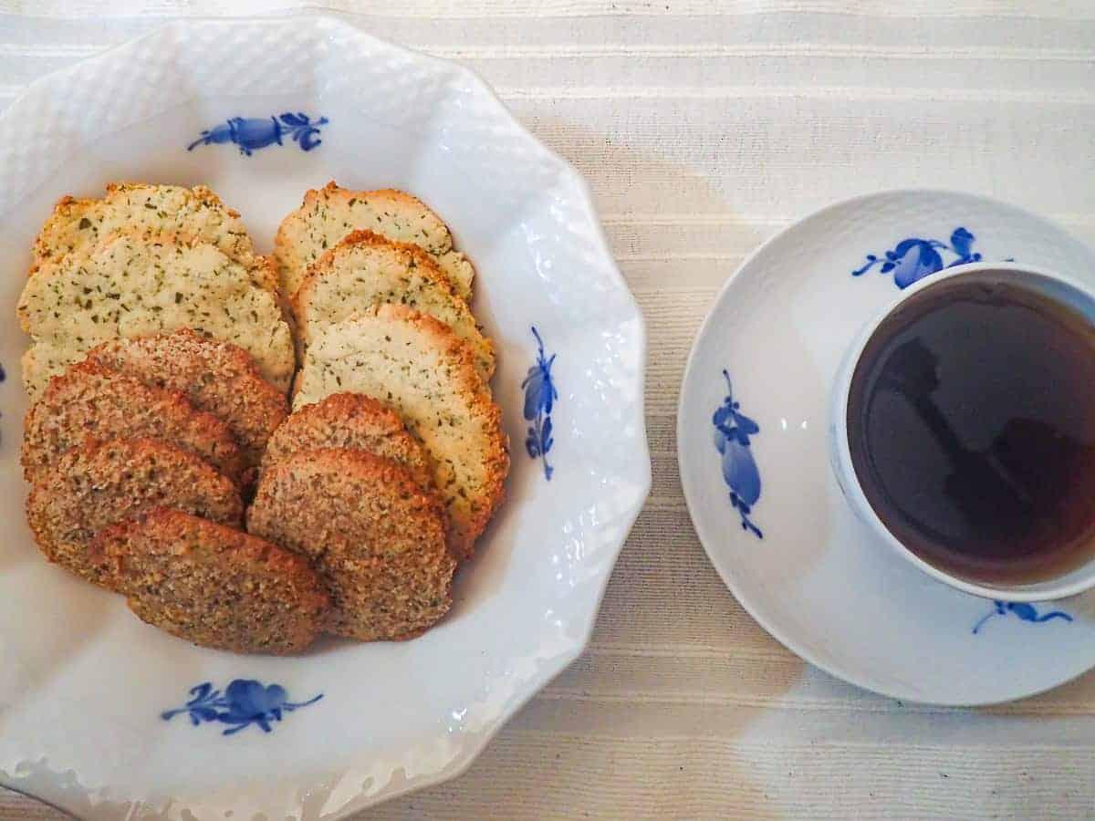 Almond Kelp Cookies - Seaweed cookie recipe 2