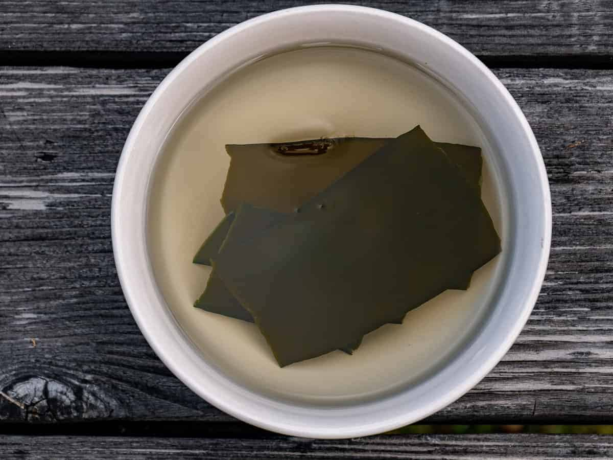 Kombu Broth Recipe - Seaweed Broth