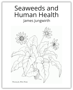 Seaweeds and Human Health Cover Graphic 2